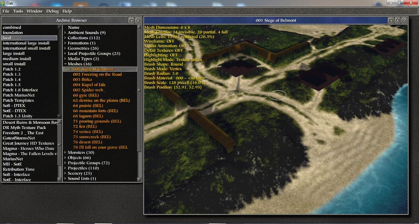Taintalcodex view topic oak detail textures new map 7 click rightmosebutton on the mesh window and you open dtex options select new detail map from terrain picture 7 dtex options gumiabroncs Gallery
